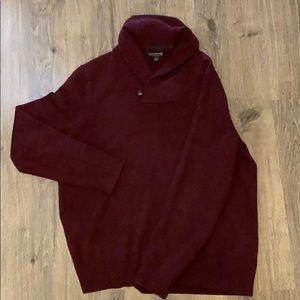Banana Republic Collared Sweater